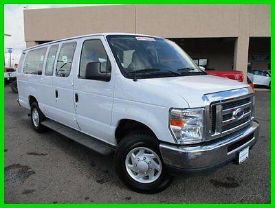 Ford : E-Series Van XL 2013 xl used 5.4 l v 8 16 v automatic rwd wagon