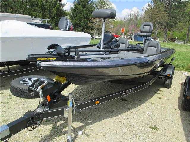 2015 Stratos Bass Boat 176 VLO