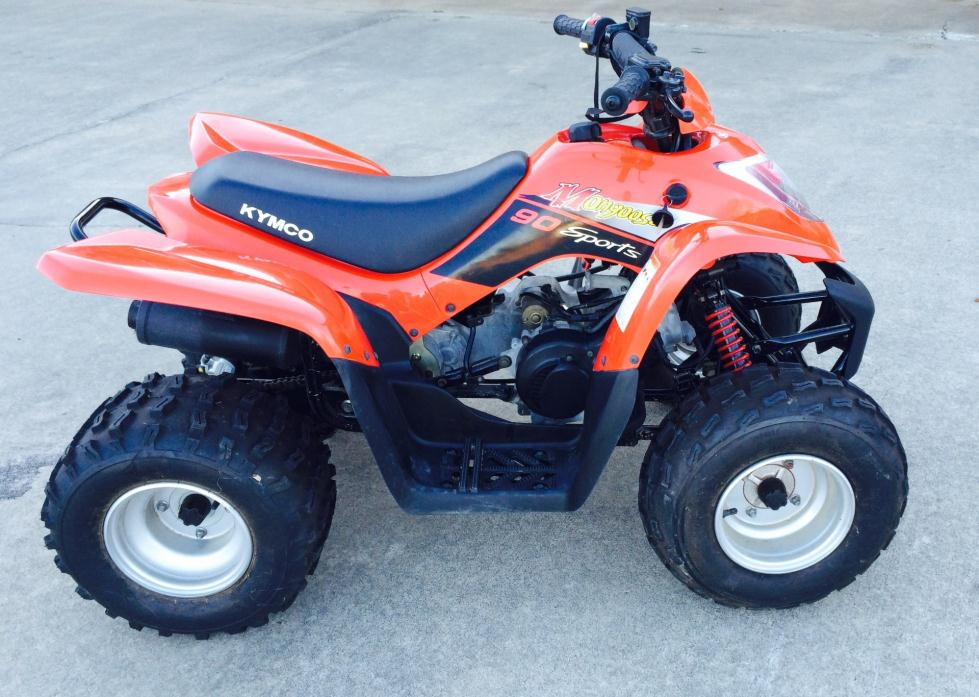 Kymco mongoose 90 motorcycles for sale in hendersonville north carolina 2007 kymco mongoose 90 publicscrutiny Gallery