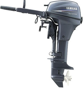 2015 YAMAHA F4SMHA Engine and Engine Accessories