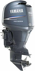 2015 YAMAHA F150LB Engine and Engine Accessories