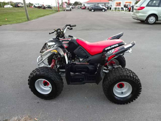 Quad Polaris Predator 90