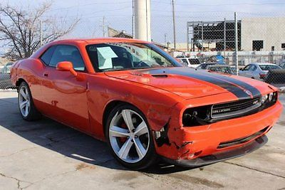 Dodge : Challenger SRT8 2008 dodge challenger srt 8 salvage wrecked repairable priced to sell wont last