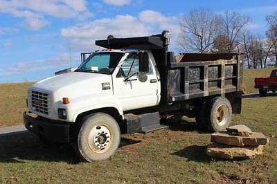 GMC : Other GMC C 6500 Dump Truck Allison Automatic