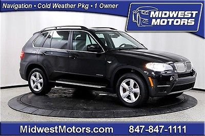 BMW : X5 xDrive50i 2013 bmw x 5 50 i xdrive awd premium pkg cold weather pkg 1 owner nav pano roof