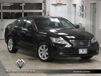 Lexus : ES Base Sedan 4-Door 07 lexus es 350 navi gps back up cam keyless go heated cooled 1 owner