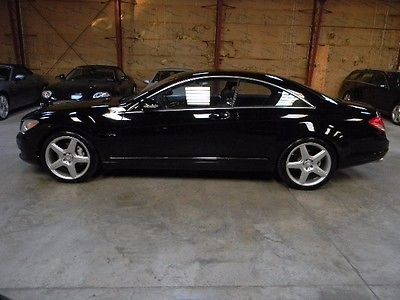 Mercedes-Benz : CL-Class CL600 160 k new cl 600 sold as a certified pre owned 3 k miles ago serv records only 31 k