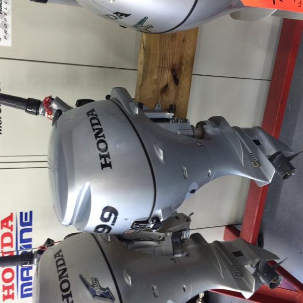 2013 Honda 9.9 Engine and Engine Accessories