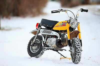 Honda : Other 1976 honda z 50 original