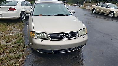 Audi : A6 2001 audi a 6 base sedan