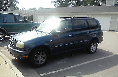 Suzuki : XL7 XL SUZUKI SUV BLUE