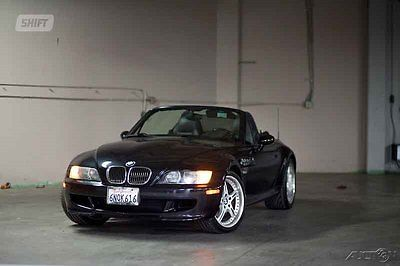 BMW : M Roadster & Coupe 2002 used 3.2 l i 6 24 v manual rwd convertible premium
