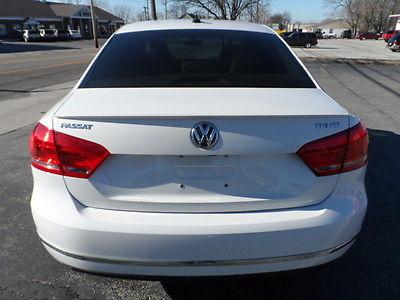 Volkswagen : Passat TDI SEL Premium Sedan 4-Door 2014 volkswagen passat tdi sel premium sedan 4 door 2.0 l