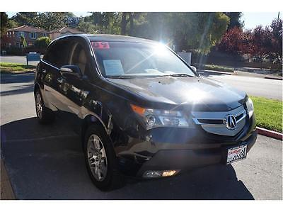 Acura : MDX SH-AWD w/Tech 4dr SUV w/Technology Package 2009 acura mdx sh awd w tech 4 dr suv w technology package