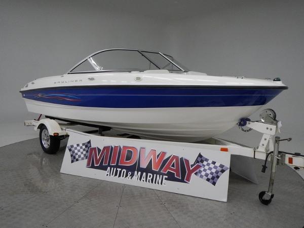 2006 Bayliner 185