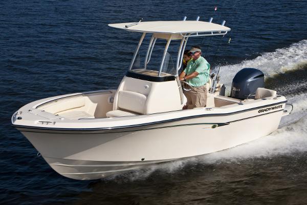 2016 Grady-White Fisherman 209