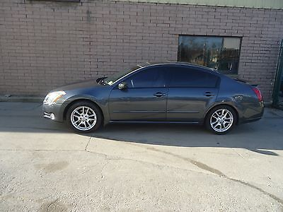 Nissan : Maxima SE 2007 nissan maxima se loaded moon roof non smoker extra clean must see