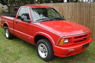 Chevrolet S 10 Ss Extremely Rare And Collectable Model 1 Of 5 670 Made