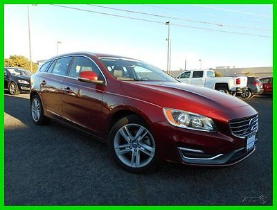 Volvo : Other T5 Premier 2015 t 5 premier used turbo 2 l i 4 16 v automatic fwd wagon