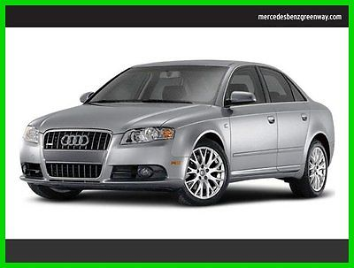 Audi : A4 2.0T 2008 2.0 t used turbo 2 l i 4 16 v automatic front wheel drive premium