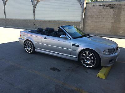 BMW : M3 Base Convertible 2-Door 2002 bmw m 3 base convertible 2 door 3.2 l