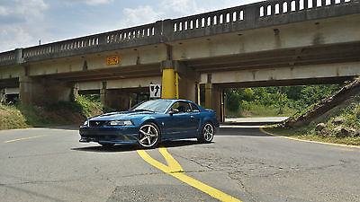 Ford : Mustang Base Coupe 2-Door 35 th anniversary mustang v 6