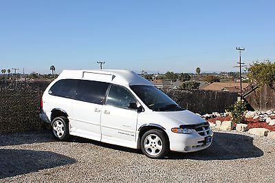 Dodge : Grand Caravan High Top Handicap Accessibility Very rare handicap van 63