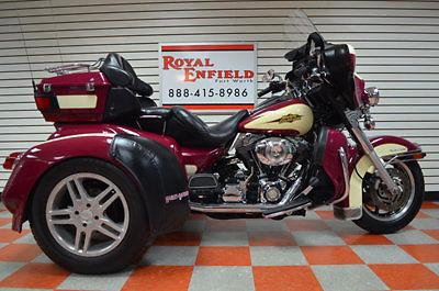 Harley Davidson Hannigan Trike Motorcycles for sale