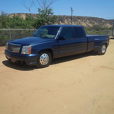 Chevrolet : C/K Pickup 3500 Silverado 1995 chevrolet c 3500 crew dually