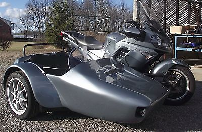 Custom Built Motorcycles : Other 2008 kawasaki concourse c 14 gx racer sidecar high performance