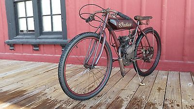 Custom Built Motorcycles Other Indian Tribute Replica Board Track Racer Motorized Bike