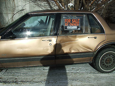 Oldsmobile : Eighty-Eight ROYALE 1990 olds delta 88 royale 131232 miles good running unit no reserve