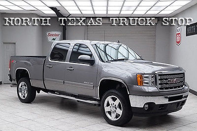 GMC : Sierra 2500 Duramax 6.6L SLT Z71 Navigation Camera 2012 sierra 2500 hd diesel 4 x 4 slt z 71 navigation camera heated leather