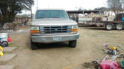 Ford : F-250 Base Standard Cab Pickup 2-Door 3 4 ton single cab ford pick up