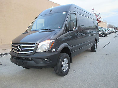 mercedes benz sprinter 4x4 cargo van cars for sale. Black Bedroom Furniture Sets. Home Design Ideas