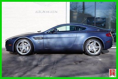 Aston Martin : Vantage Base Hatchback 2-Door 2007 v 8 vantage coupe 4.3 l v 8 32 v 6 spd manual low miles gorgeous