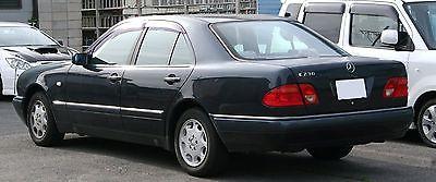 Mercedes-Benz : E-Class benz