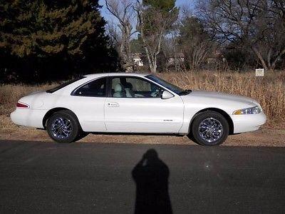 Lincoln : Continental Lincoln Mark VIII