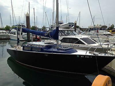 Rawson 26 Foot Sailboat