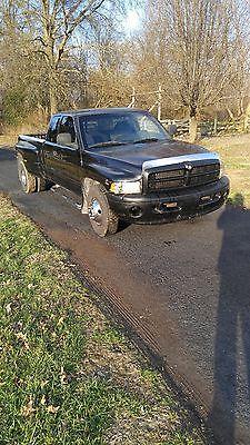 Dodge : Ram 3500 SLT 1999 dodge 3500 dually