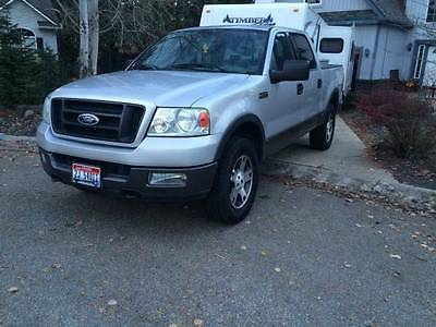 Ford : F-150 FX4 Ford F150 FX4 - 2004