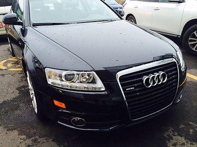 Audi : A6 S-LINE QUATTRO Audi A6