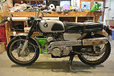 Honda : Other 1966 honda cl 160