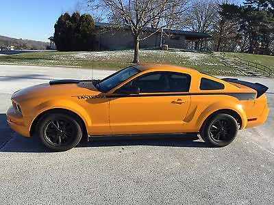 Ford : Mustang 2007 ford mustang