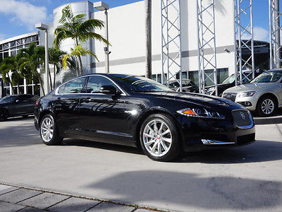 Jaguar : XF I4 T NAVIGATION TURBO LEATHER MOONROOF X-F JAG LUXURY FACTORY WARRANTY