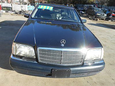 Mercedes-Benz : S-Class Base Sedan 4-Door 1998 mercedes benz s 500 base sedan 4 door 5.0 l
