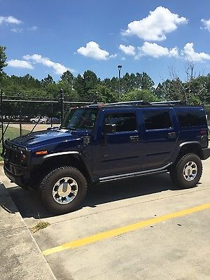 Hummer : H2 Luxury Edition 2008 hummer h 2 luxury fully loaded southern vehicle
