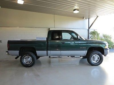 Dodge : Ram 2500 FreeShipping Ram 2500 5.9L Diesel 4X4 Extended Cab Short Bed SLT 5 Speed 84K Miles VERY CLEAN