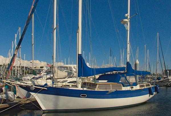 1979 Islander Yachts Freeport 41