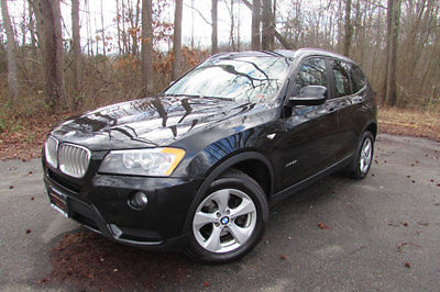 BMW : X3 28i 2011 bmw x 3 2.8 awd panoramic roof heated seats must see best deal we finance